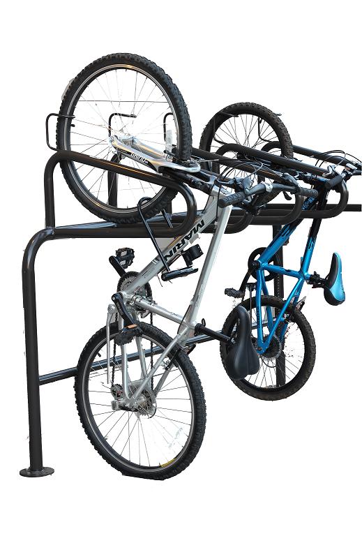 Super Space Saver Commercial Bike Rack